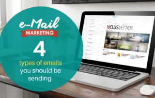 10X Marketing - Email Types