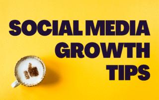 10X Marketing Social Growth Tips