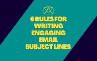 Email Marketing - 6 ways to increase your open rate