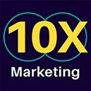 10x Marketing Logo