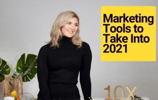 Marketing Tools to Take Into 2021