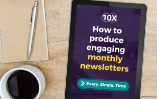 How to Produce Engaging Monthly Newsletters